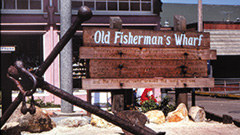 Old Fisherman's Wharf (Photo courtesy of the Monterey County Convention and Visitors Bureau)